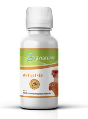 Avianvet Antistress 100ml For Cage Birds | The Poultry Coop