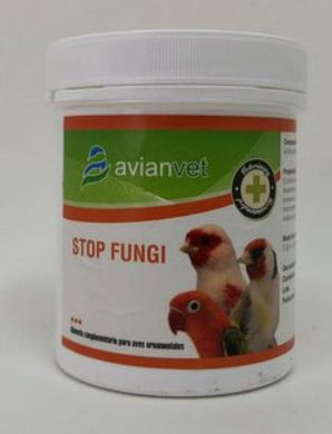 Avianvet Stop Fungi 250gr For Cage Birds | The Poultry Coop
