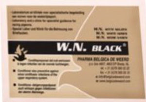 Belgica de Weerd W.N. Black 10x5gr Box For Racing Pigeons Birds & Poultry | The Poultry Coop
