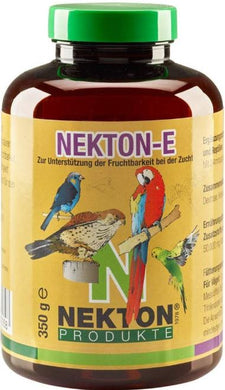 Nekton E 350gr Concentrated Vitamin E For Pigeons & Birds - The Poultry coop