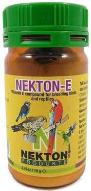 Nekton E 70 gr Concentrated Vitamin E For Pigeons & Birds - The Poultry coop