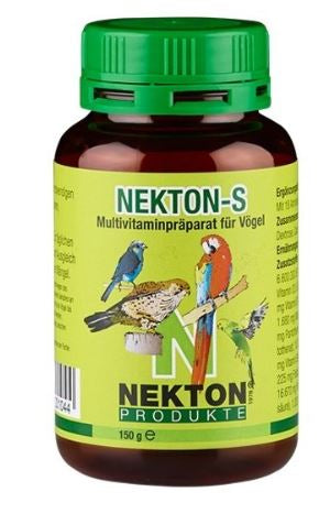 Nekton S 150 gr Vitamins & Minerals & Amino Acids For Pigeons and Birds - The Poultry coop