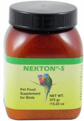 Nekton S 375 gr Vitamins & Minerals & Amino Acids For Pigeons and Birds - The Poultry coop