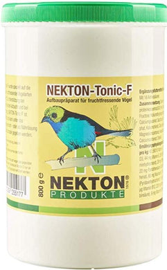 Nekton Tonic F 800 gr For Frugivores Birds - The Poultry coop