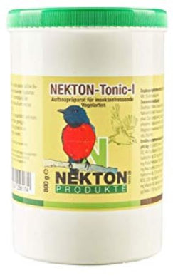 Nekton Tonic I 800 gr For Insectivores Birds - The Poultry coop