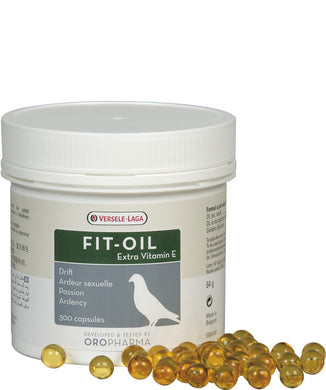Versele-Laga Oropharma Fit Oil 300 Pills Pigeons Poultry Birds - The Poultry coop