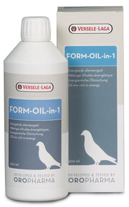 Versele-Laga Oropharma Form-oil in 1 500 ml For Racing Pigeon Poultry Birds - The Poultry coop