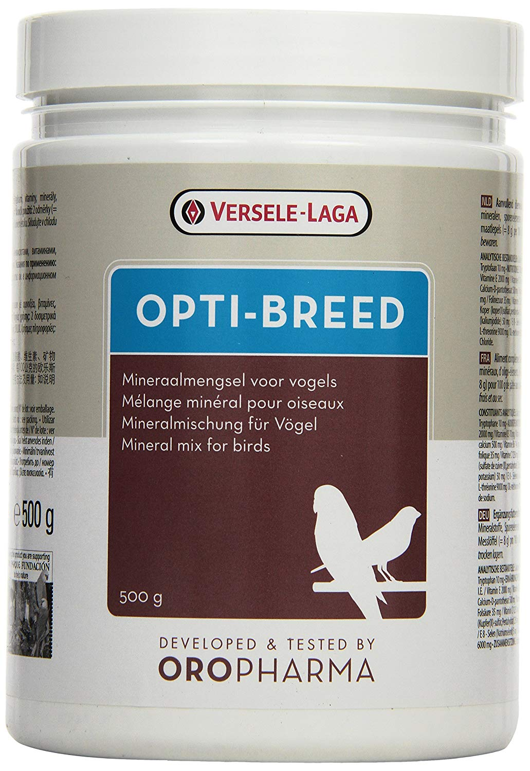 Versele-Laga Oropharma Opti-Breed 500gr Pigeons Poultry Birds - The Poultry coop