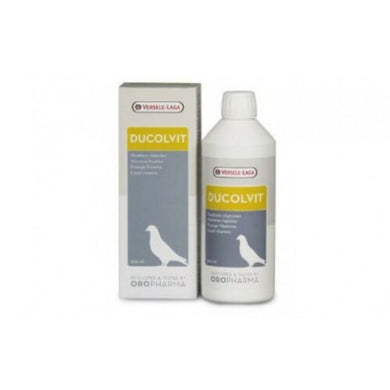 Versele-Laga Oropharma Ducolvit 500 ml Pigeons Poultry Birds - The Poultry coop