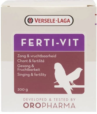 Versele-Laga Oropharma Ferti-Vit 200 gr Pigeons Poultry Birds - The Poultry coop