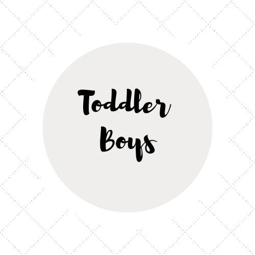 Toddler Boys (2T-5T)