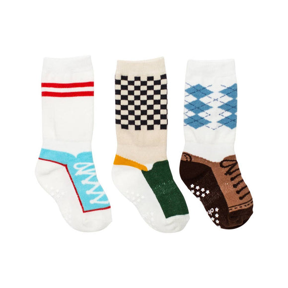 Socks - Baby Boy Shoe Socks