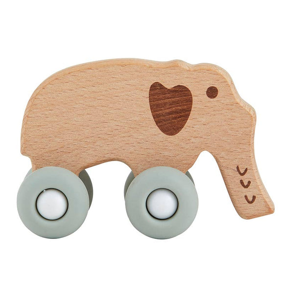 Elephant Silicone Teether Toy