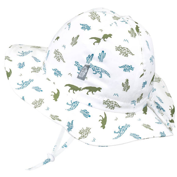 Dino | Cotton Floppy Sun Hat