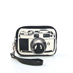 Camera Canvas Mini Bag