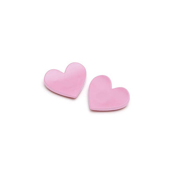 Baubles + Soles - Baby Pink Heart Bauble