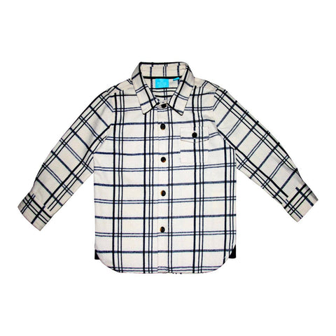 Flannel Woven Buttondown