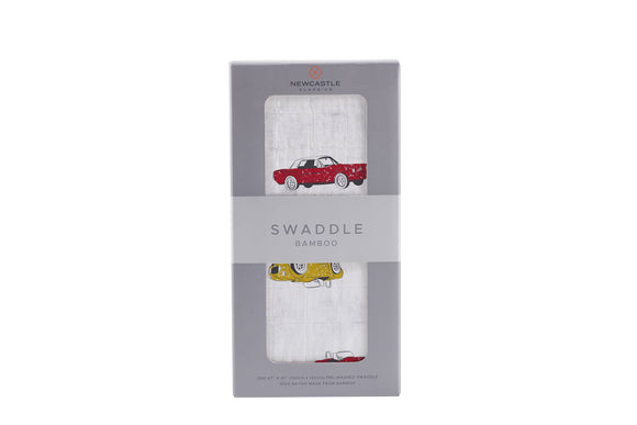 Swaddle- Vintage Muscle Cars