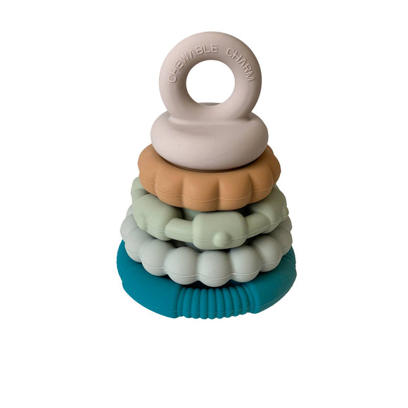 Chewable Charm Teether Stacker