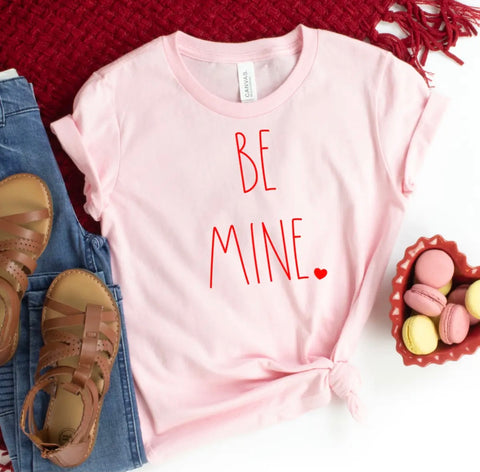 Be Mine Tee - Youth