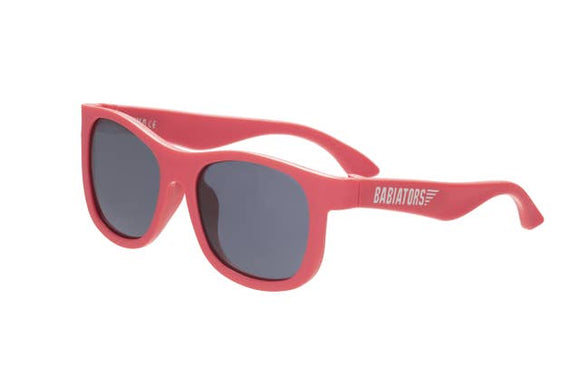 Babiators Sunglasses - Rockin Red Navigator