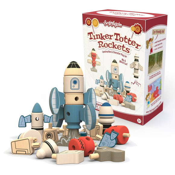 Tinker Totter Rockets