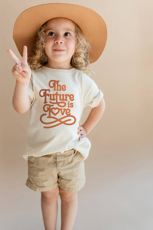 The Future is Love ❤️ Tee