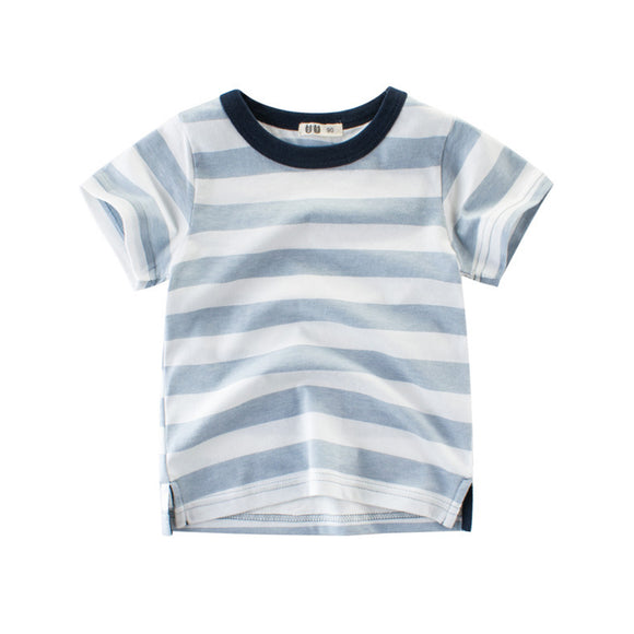 Tees - Blue Stripe