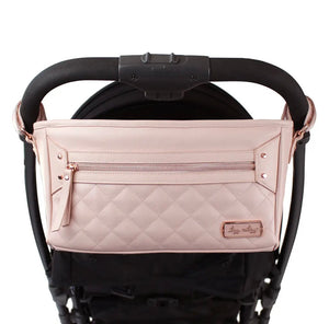 Blush Travel Stroller Caddy