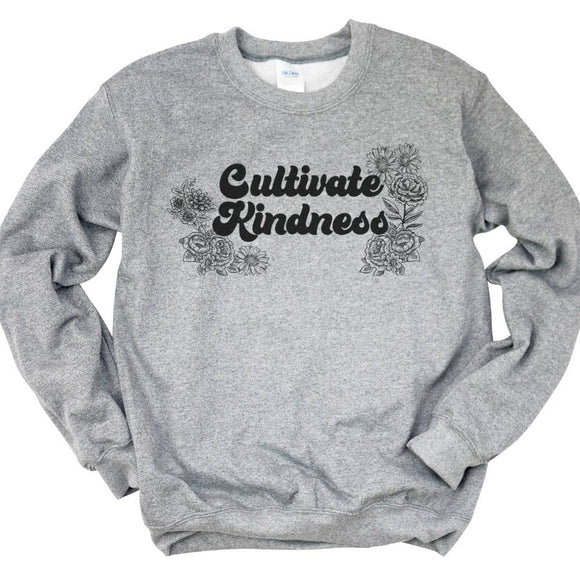 Cultivate Kindess Youth Pullover