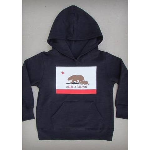 Locally Grown Youth Pullover Hoodie
