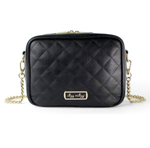 Black Double Take™ Crossbody Diaper Bag