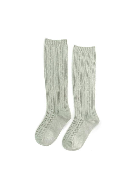 Socks - Sage Knee High