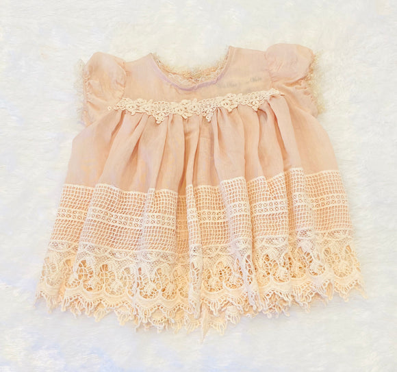 Heirloom Baby Dress