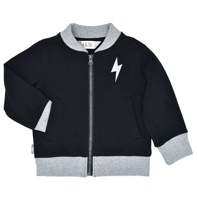 Lightning Bomber Jacket