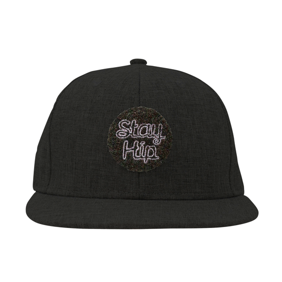 Maverick Coal Velcro Hat