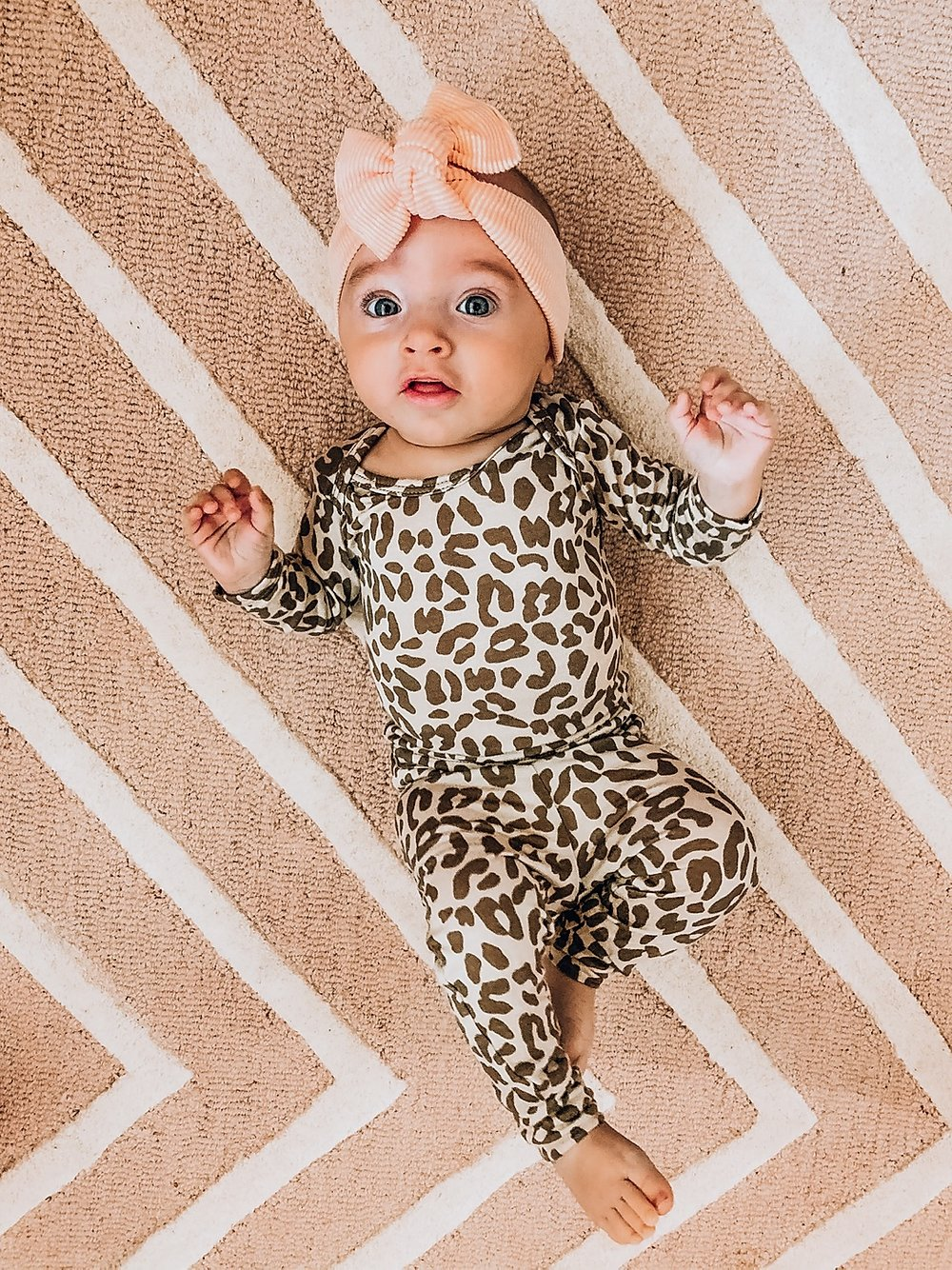 Sleepy Set - Leopard