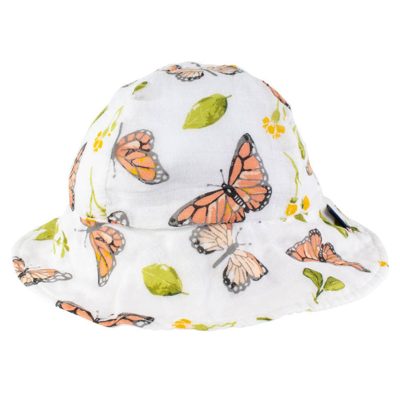 Butterfly Oh-So-Soft Muslin Sun Hat