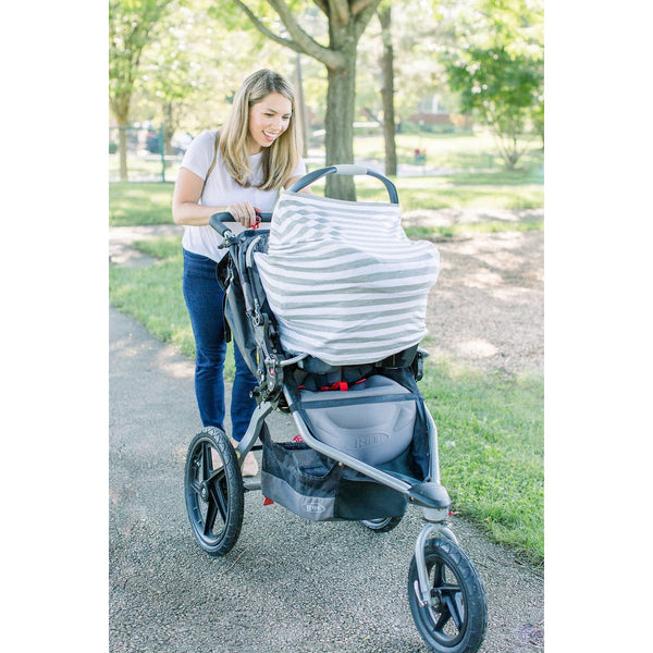 Graysen Car Seat Canopy and Breastfeeding Cover