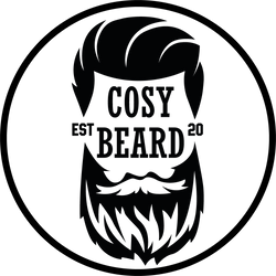 Cosy Beard Northern Ireland Belfast Beard Brand Logo Beard Oil Beard Balm and Beard Combs and Beard Brushes good for Beards and Facial Hair and Stubble