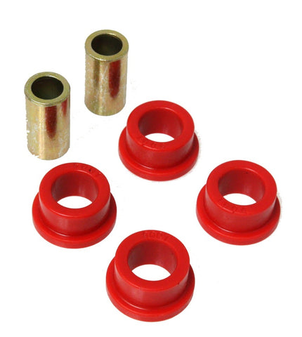 Energy Suspension Universal Link Flange Type Bushings Red 1.140 OD / .812 ID / 5/8in Bolt Diameter