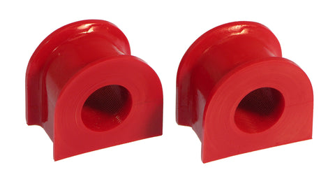 Prothane 92-96 Honda Prelude Front Sway Bar Bushings - 25.4mm - Red