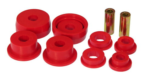 Prothane 84-87 Honda Civic/CRX Rear Control Arm Bushings - Red