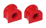 Prothane 92-00 Honda Prelude Rear Sway Bar Bushings - 23mm - Red