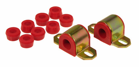 Prothane 76-86 Jeep CJ5/CJ7 Front Sway Bar Bushings - 7/8in - Red