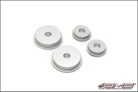 AMS Performance 03-07 Misubishi EVO VIII/IX 5 Speed Shifter Bushings (2 Piece Under Hood)