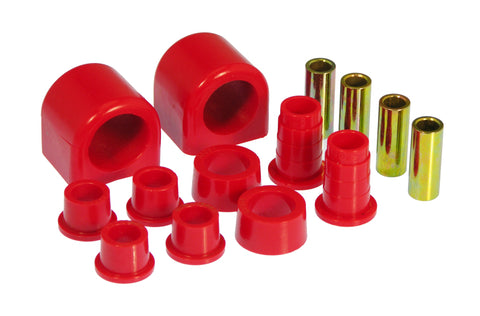 Prothane 84-87 Chevy Corvette Front Sway Bar Bushings - 32mm - Red