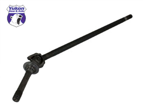 Yukon Gear Right Hand axle Assembly For 10-11 Ford insuper 60in F250/F350 Front / w/Stub Axle Seal