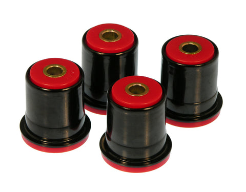 Prothane GM Front Upper Control Arm Bushings - Red