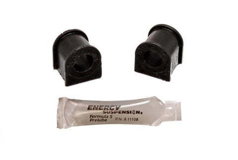 Energy Suspension 90-93 Acura Integra Black 16mm Rear Sway Bar Bushings